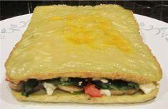"Breadless Breakfast Quiche (""Belly Fat Diet For Dummies"" Blog Tour)"