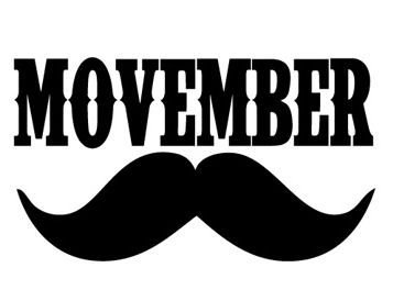 We grow our mustaches for the month of November, do you??