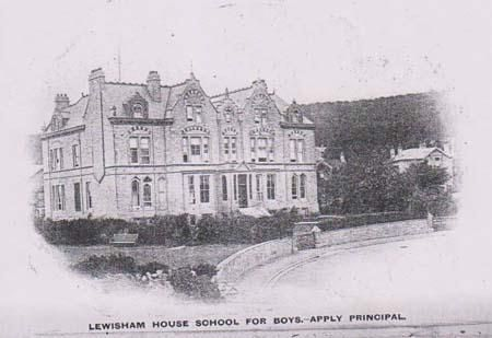 """What was """"lewisham house"""" ? 1901 - Google Search"""