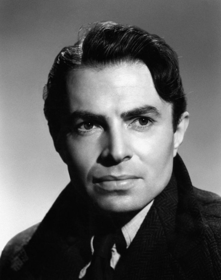 James Neville Mason (b.1909 d.1984)... An English actor who transitioned to the US, and starred in many famous films.  My favorites are The Desert Fox, Julius Caesar, and The Boys from Brazil.  I think he could be the greatest vampire who never starred as one.
