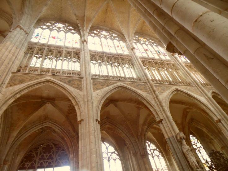 Abbaye de Saint-Ouen, Rouen #Normandie