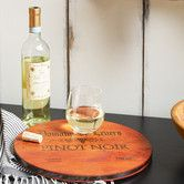 Found it at Wayfair.ca - Pinot Noir Wine Cask Cheese Tray