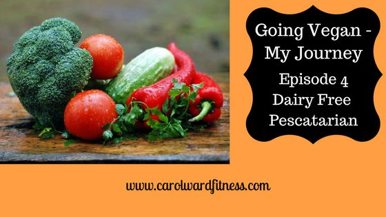 Dairy-Free Pescatarian As I've walked out my journey over the last 4 years, I've learned a lot and I've grown a lot. My daily menu has evolved and changed a...
