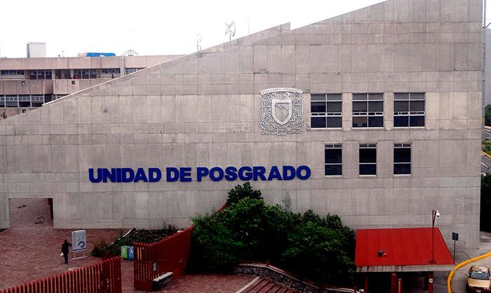 MAESTRIA Y DOCTORADO EN ARQUITECTURA