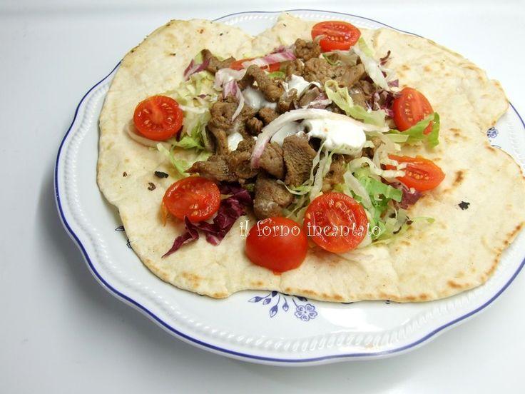 Piadina kebab per MTC di giugno