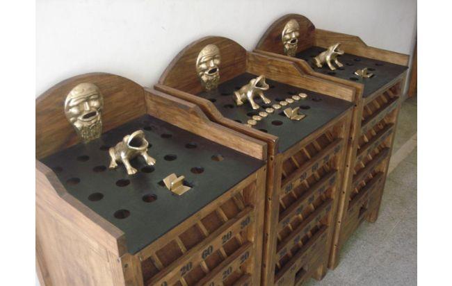 Juego del Sapo. Decoración Estilo Campo para tu casa en www.alaMaula.com #Decoración #Hogar #Country #Campo #Tendencias