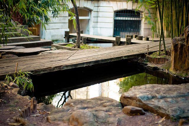 Les 59 meilleures images propos de panth on bouddhique et jardin japonais du mus e guimet sur - Deco jardin japonais zen dijon ...