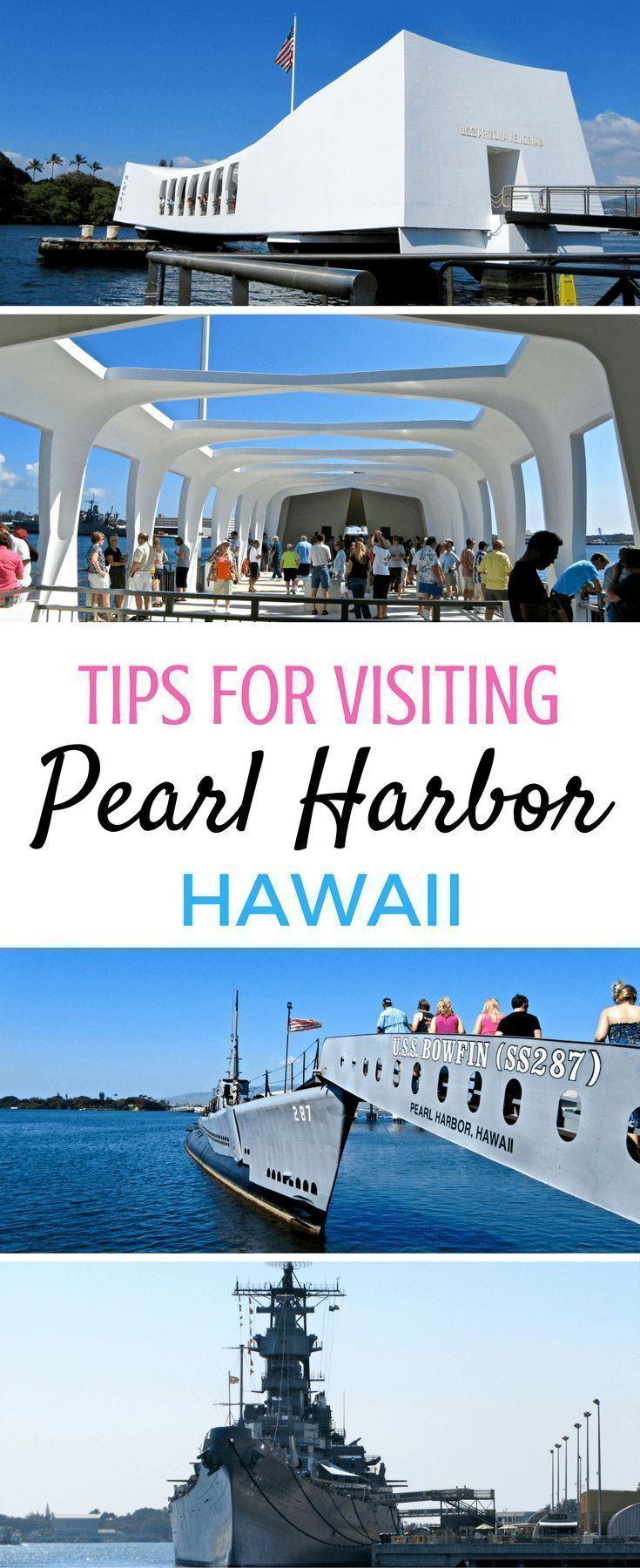 Tips for visiting Pearl Harbor in Hawaii | #PearlHarbor #Oahu #Hawaii #travel