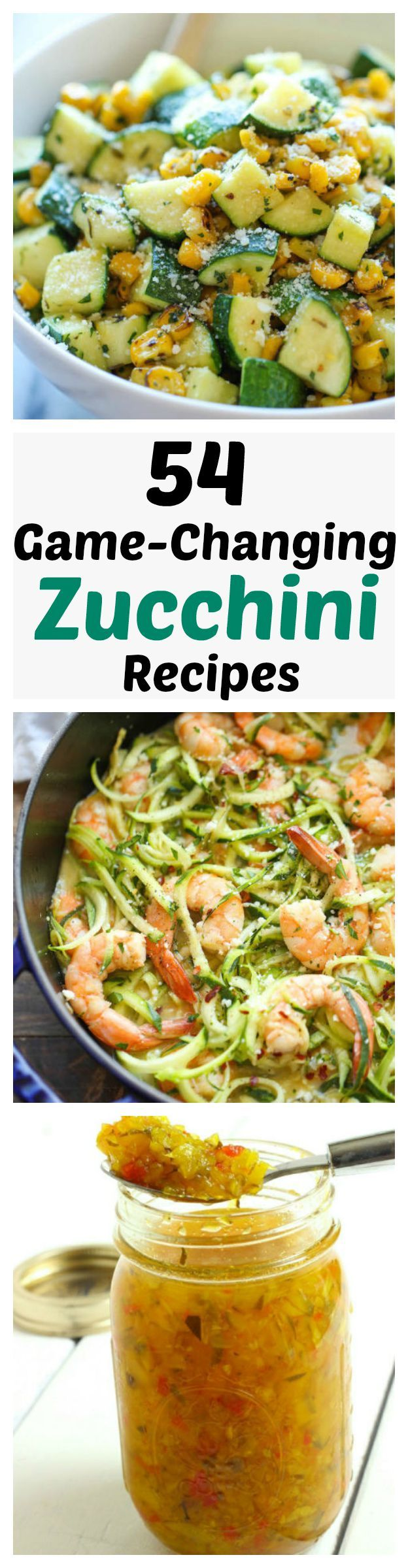 Eat your favorite summer vegetable all year long with these delicious recipes using zucchini.