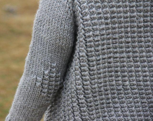 Ravelry: Warrior Sweater pattern by Anjali M