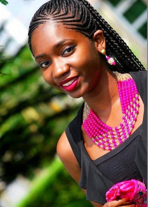 ghana braids_21 - 50 Amazing Ghana Braids Styles