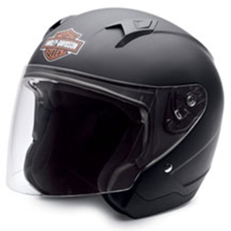 Harley Davidson Jet Iii 3 4 Helmet Men S 98240 13vm