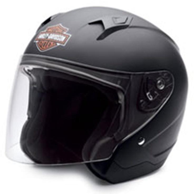 Harley Davidson Jet Iii 3 4 Helmet Men S 98240 13vm Men