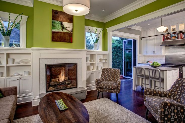 Built ins around fireplace ideas living room craftsman with white trim oval table folding doors