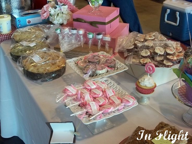 Bake Sale Display Ideas Www Pixshark Com Images