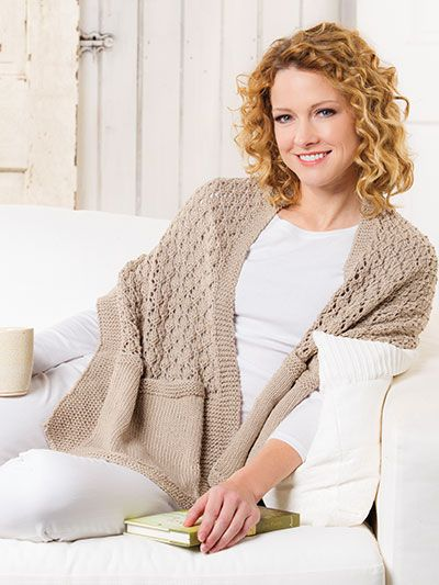 Readers Wrap Knitting Pattern : 17 Best images about Annies Signature Collection on Pinterest Cold wea...