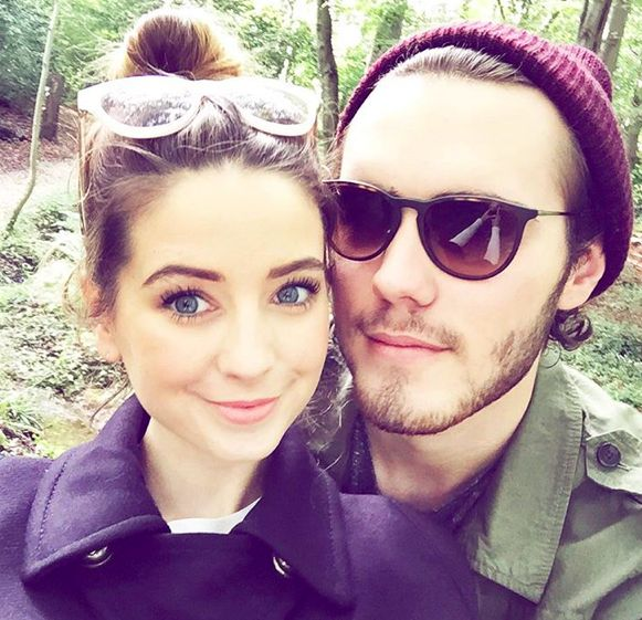 We're not sure Zoella and Alfie Deyes will be too pleased...