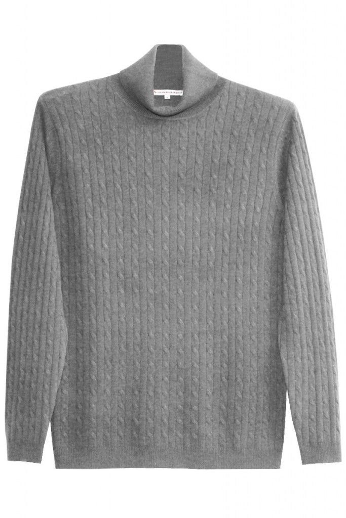 Pull Cachemire Homme
