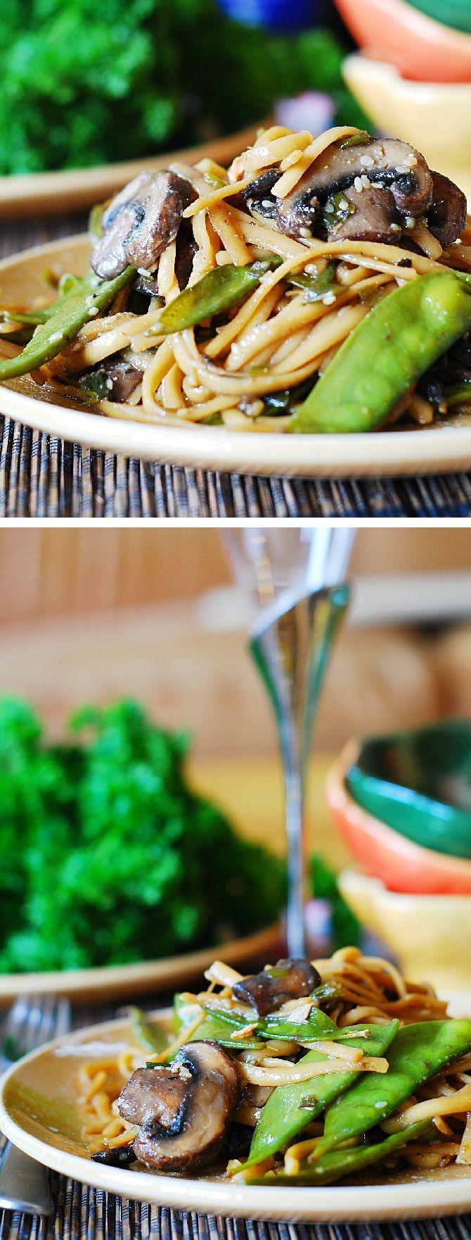 ... Noodles & Such on Pinterest | Sesame noodles, Asian noodles and Spicy