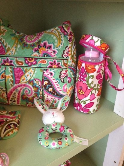 Vera Bradley Baby Collection Pictures Time for a beach day! www.floridabeachbums.com