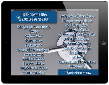 Word Vault App Preview | HomeSpeechHome--seems like a great app