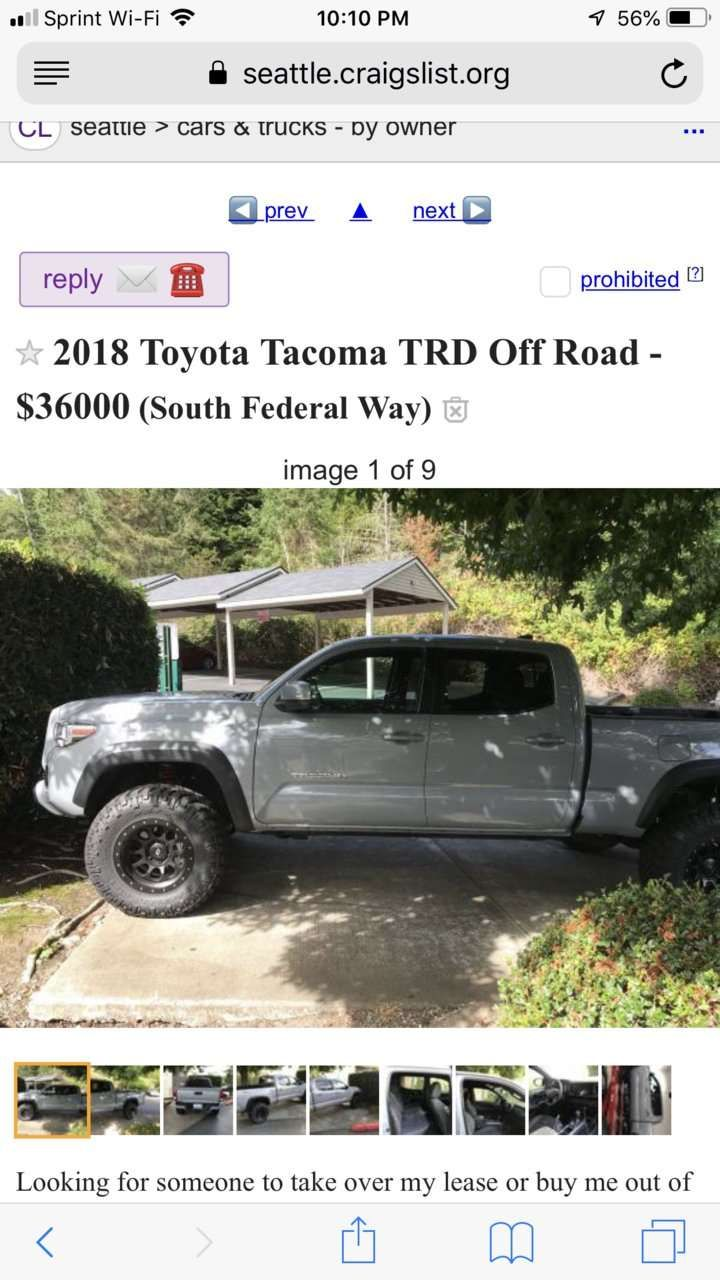 The Best Craigslist Memphis Tn Cars Trucks By Owner And Review Tacoma Trd Cars Trucks Memphis