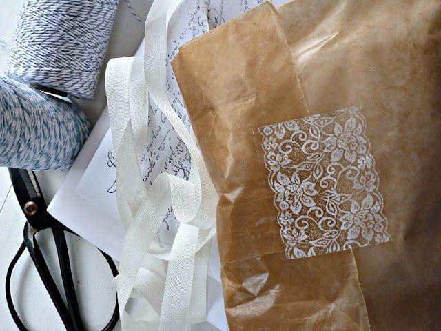 packaging parcels