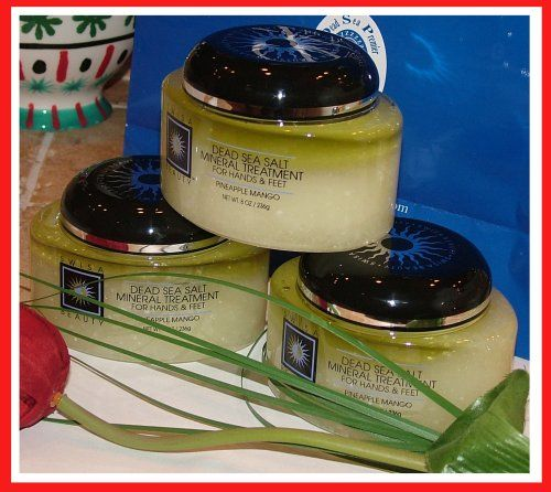 3xswisa Beauty Dead Sea Salts Scrub *** Click on the image for additional details.