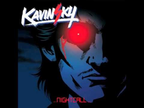 Kavinsky - Nightcall (feat. Lovefoxx) // Drive gets maximum respect for using this song in its opening credits