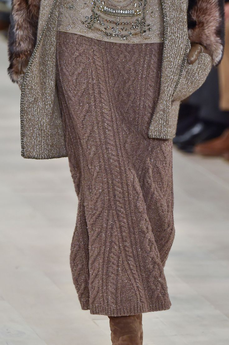 Ralph Lauren at New York Fall 2015 (Details)