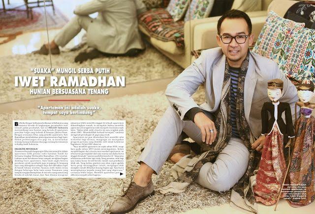 Gravity Around Me: Article on HELLO! Indonesia, Edisi Juli 2015. Iwet...