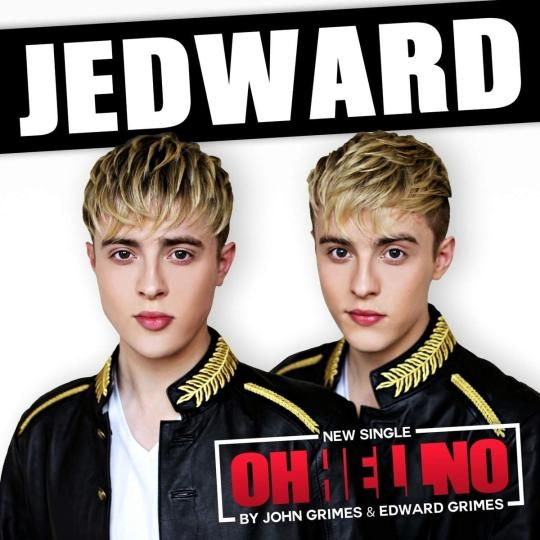 ' If there's anyone who lives every week like it's Shark Week, it's Jedward,