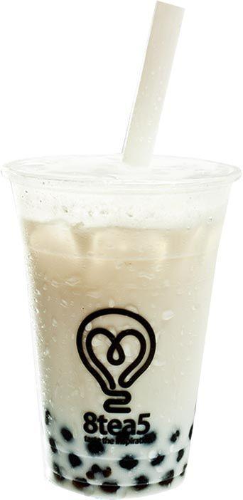 Coconut Bubble Tea Menu 8tea5 @sylviadankwa