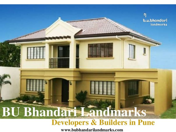 Real Estate Company- Buy Your Dream home at affordable prices with BU Bhandari Landmarks Builders in Pune. Our Developers help you when you finding real estate projects in Pune.