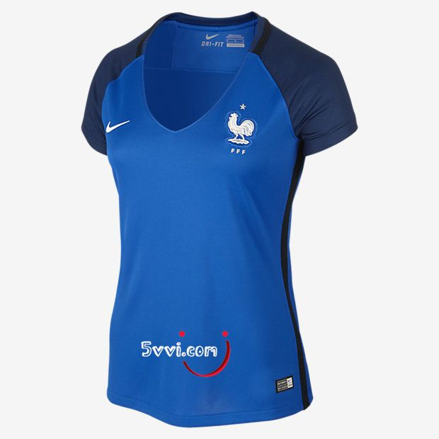 Achat football maillot femme equipe de france 2016 2017 prix usine