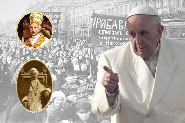 "Social Inequality:Popes Leo XIII and Pius X vs. ""Pope"" Francis  https://novusordowatch.org/2017/09/leo13-pius10-vs-francis-social-inequality/"