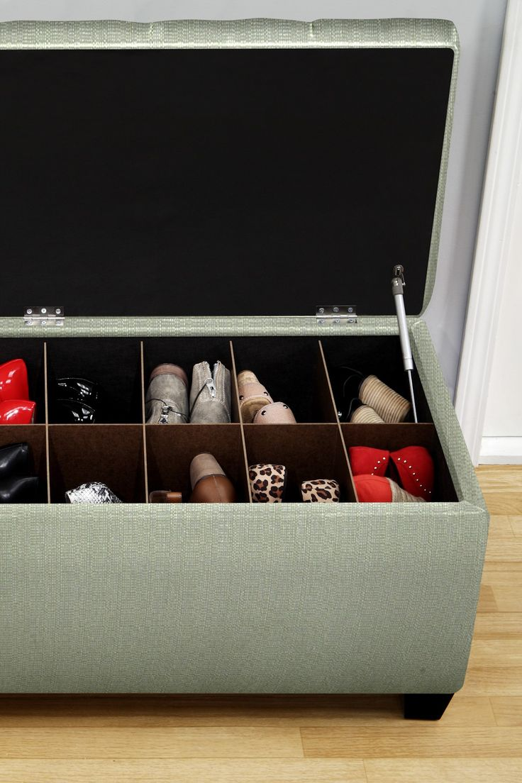 Find this Pin and more on Shoe Storage Ottoman Bench. - 96 Best Shoe Storage Ottoman Bench Images On Pinterest