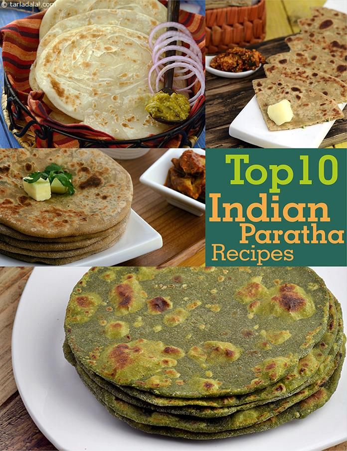 Best Paratha Recipes, Collection of Paratha Recipes