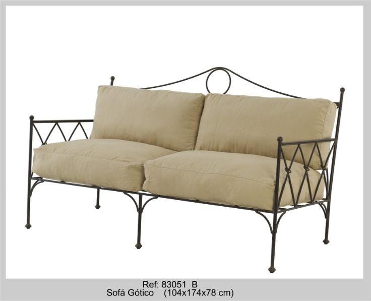 Mejores 22 im genes de muebles de forja de terraza y for Muebles andalucia cordoba