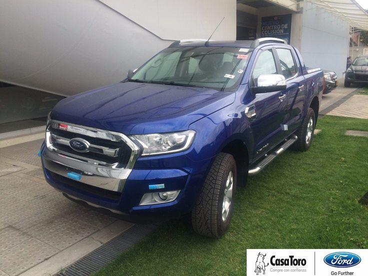 Nueva Ford Ranger Limited At 2017