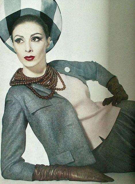 Christina Paolozzi 1962 Aktfoto