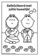 Frokkie en Lola gaan naar een bruiloft