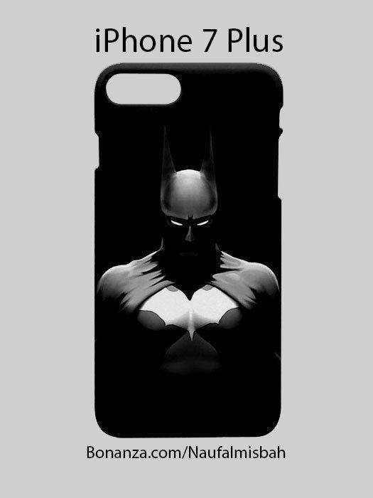 Batman Silhoutte iPhone 7 PLUS Case Cover Wrap Around
