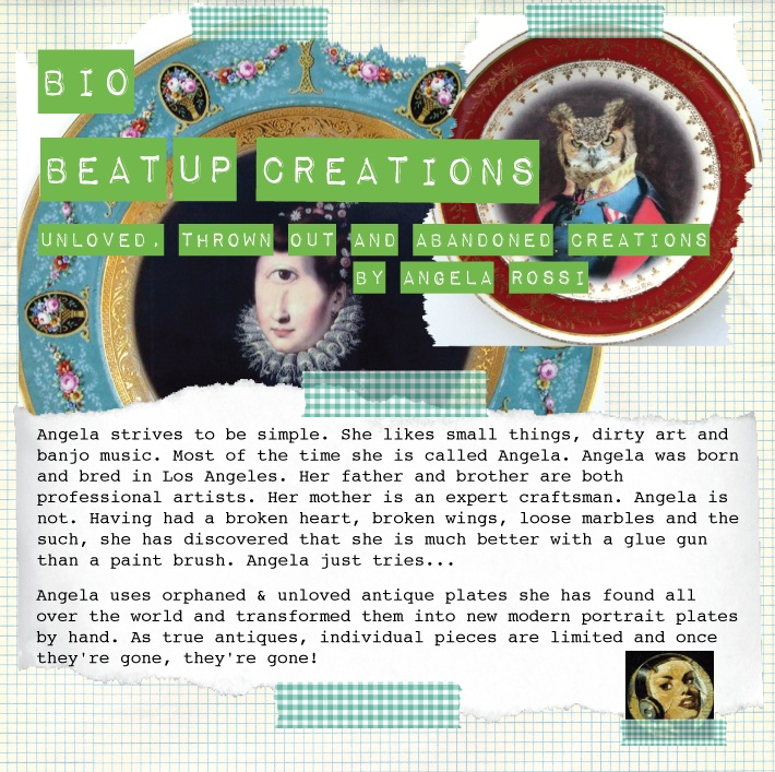 Beat Up Creations Bio www.childrensdept.com.au