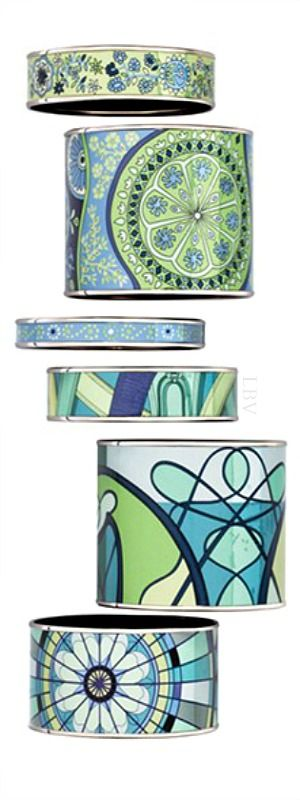 Hermes 2014 | Accessorize with fun and stylish cuff bracelets to add a creative touch to any work outfit