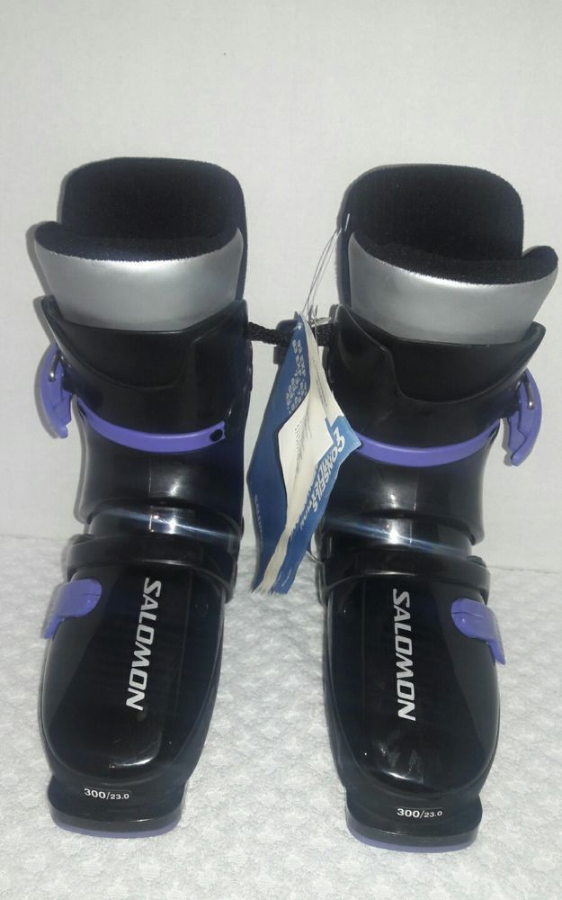 Salomon SX 53 Women's Rear Entry Ski Boots - Size 300mm/23.0 Womens 6 - NWT | Sporting Goods, Winter Sports, Downhill Skiing | eBay!
