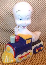 NEW RARE Casper Ghost Cookie Jar, Star Jar, Treasure Craft (SIGNED) *