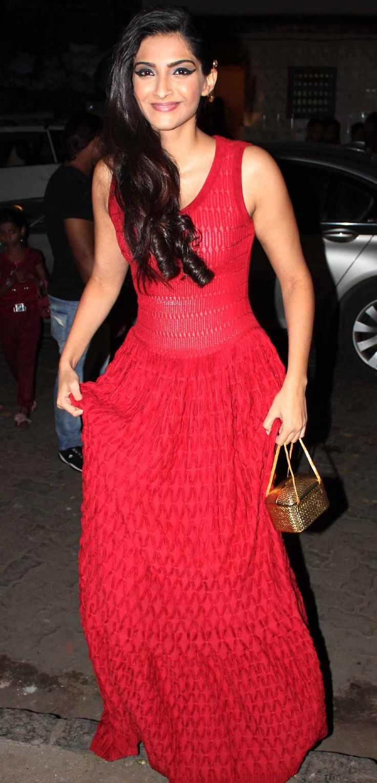 Sonam Kapoor at launch of 'LE MILL', Farfetch's newest superstore in Mumbai