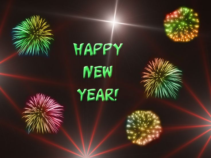 Hope this New Year brings new hopes and aspirations along with the zeal and courage to keep up with your commitments. Wish you all the best and a Happy New Year.