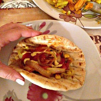 Vegan πιτούλες: η απόλυτη συνταγή για ορεκτικό ή βραδινό.